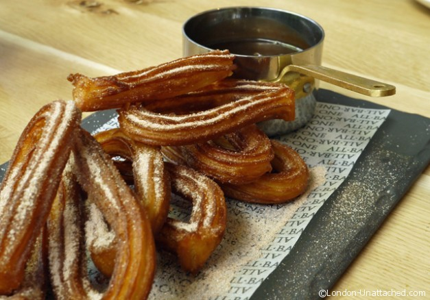 All Bar One - Churros