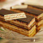 Ampersand Opera Cake