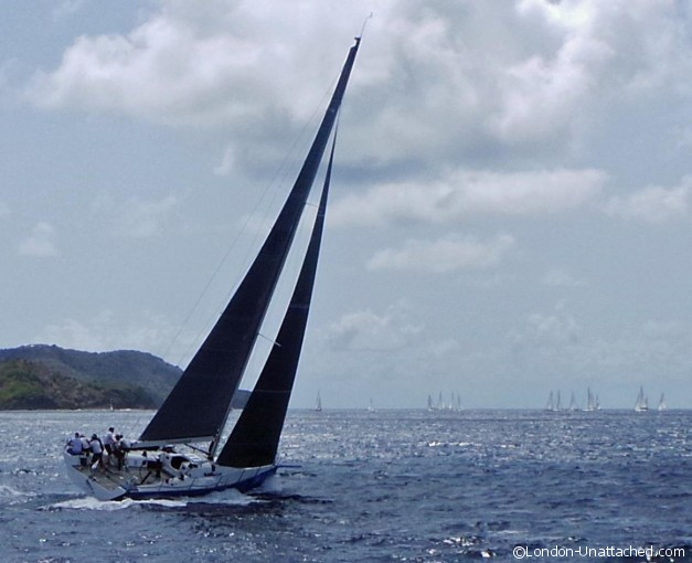 Antigua #SailingWeek About Winning