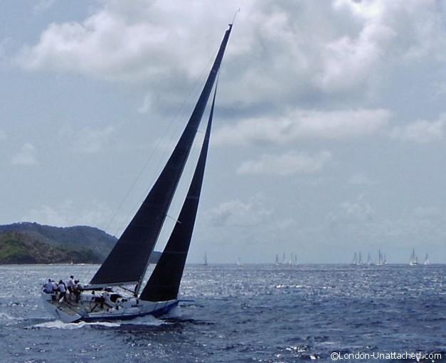 Antigua #SailingWeek About Winning