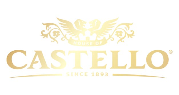 Castello logo White