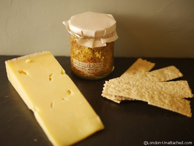 Cheese and Crackers