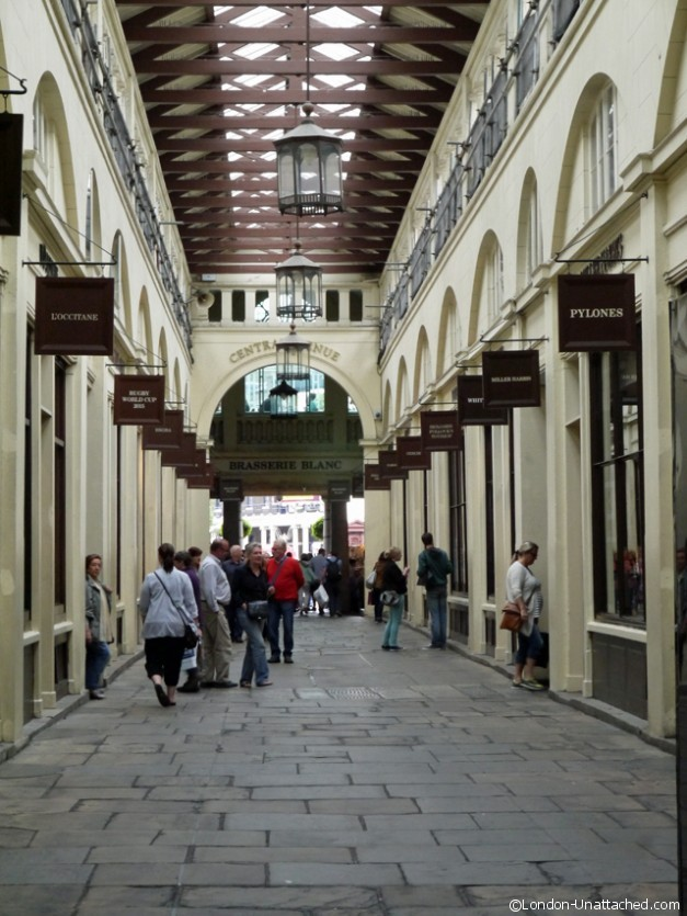 Covent Garden Shops