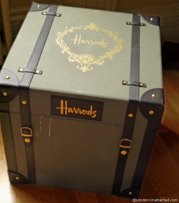Harrods Hamper Closed