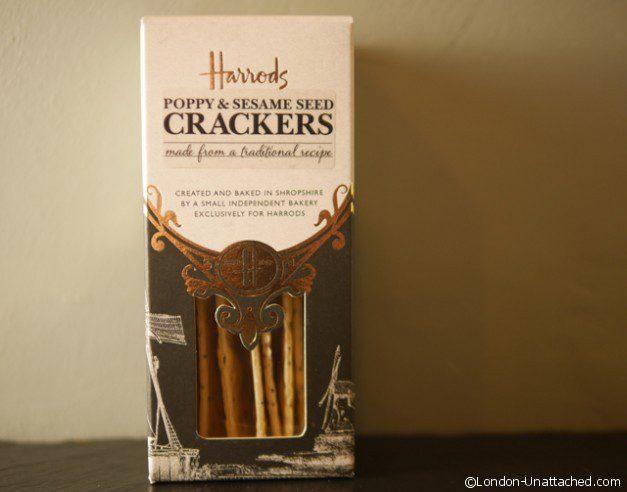 Harrods Hamper - Crackers