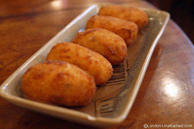 Iberica - Croquetes