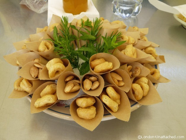 Masseria Agrimelillio - almonds