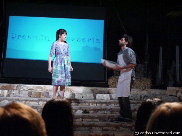 Masseria Sotto le Stelle Party - show