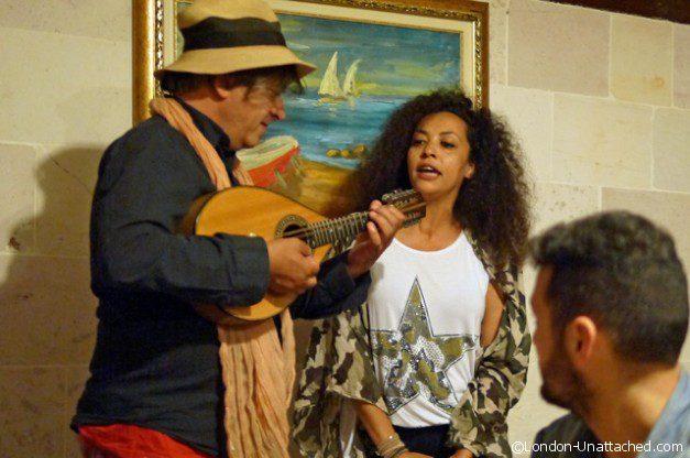 Masseria Sotto le Stelle Party - singer