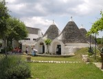 Trulli at Masseria Montedoro