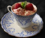 Raspberry Eton Mess – Simple Summer Dessert