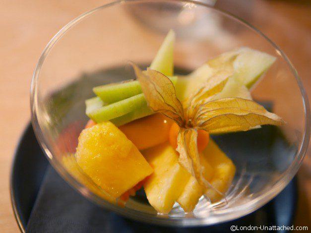 Uni - Fruit Platter