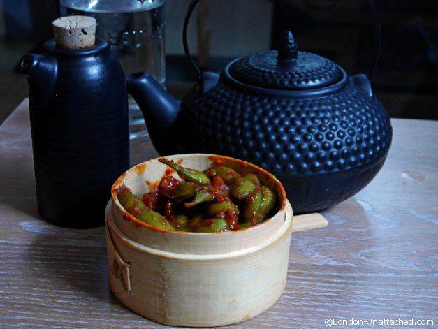 Uni - Spicy Edamame