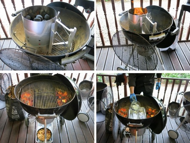 Weber BBQ Lighting