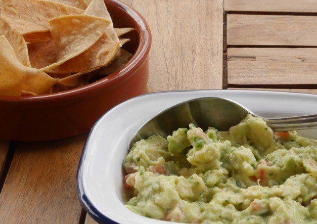 comesal guacamole