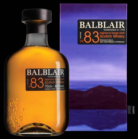1983_Balblair Whisky