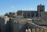 Playing at Princesses – Avila, Spain