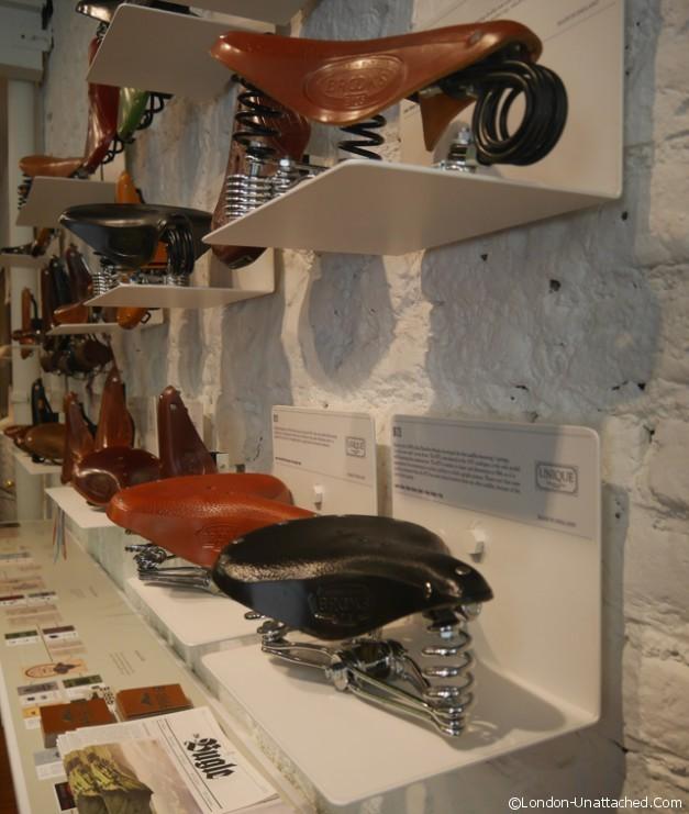 B1866 saddles