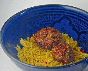 Samba Meat Balls