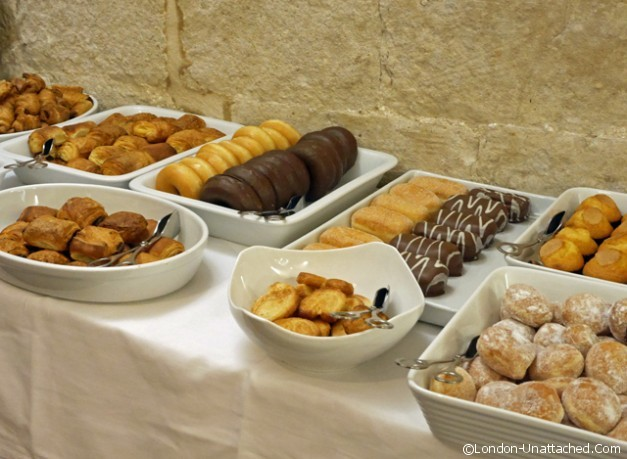Castillo de Buen Amor Breakfast Buffet 2