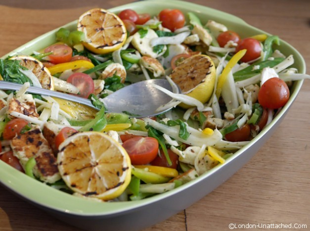 Clockjack Oven Salad