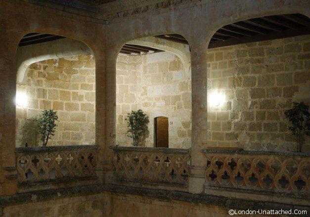 Courtyard - Castillo de Buen Amor