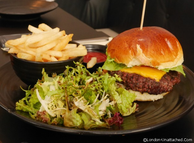 Drunch - burger