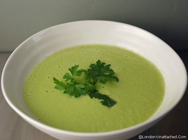 Froothie Soup