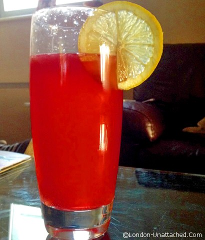 Italian Summer cocktail
