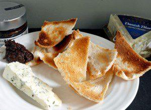 Melba Toasts