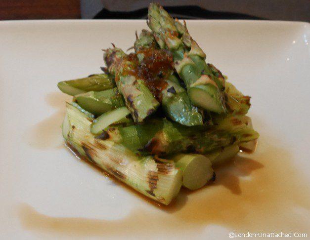 Nozomi - asparagus