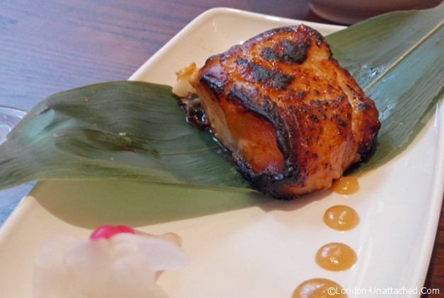 Nozomi - black cod 1