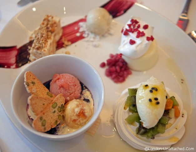 Providores dessert