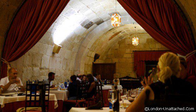 Restaurant - castillo de buen amor