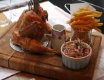 Clockjack Oven – Updated Rotisserie Chicken in Soho