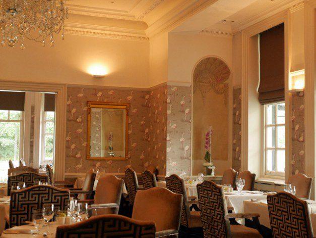 Formal Dining - Cannizaro House
