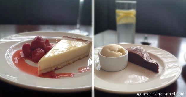 Kanteen at K-West Dessert