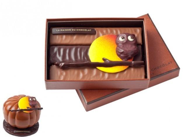 La Maison du chocolat halloween