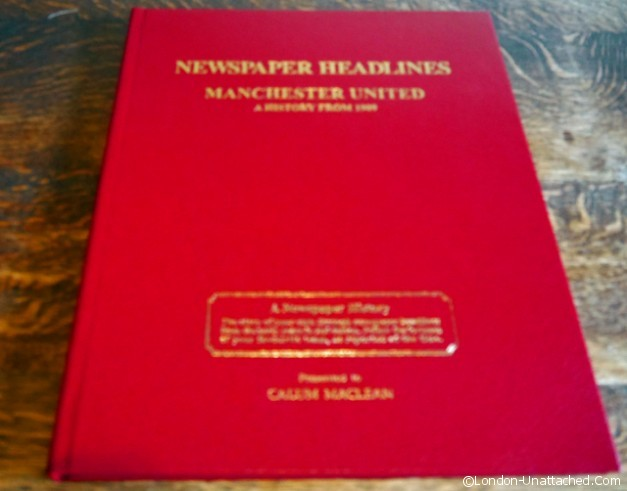 Manchester United Football Year Book