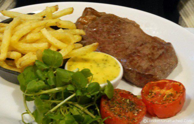 Paul - steak frites