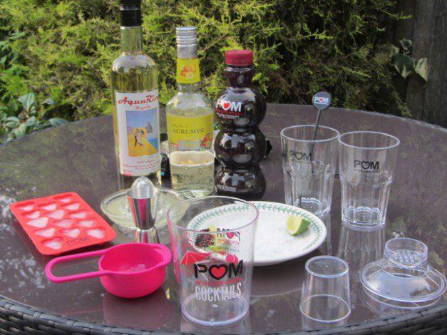 Pom Pomegranate cocktails 3
