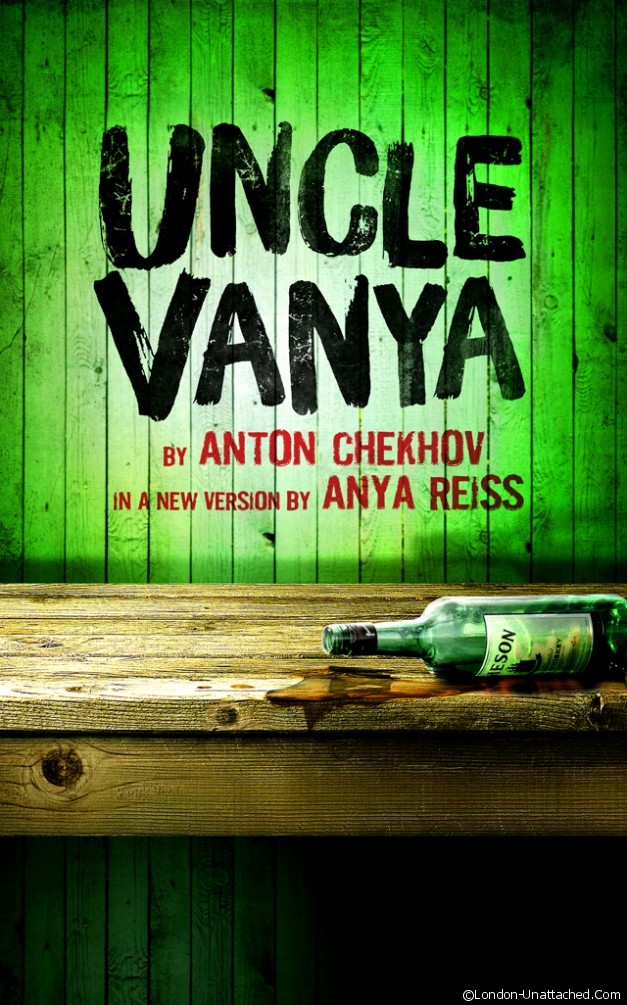 Uncle Vanya, a new version by Anya Reiss, produced by Emily Dobbs 8 October – 8 November 2014 2014