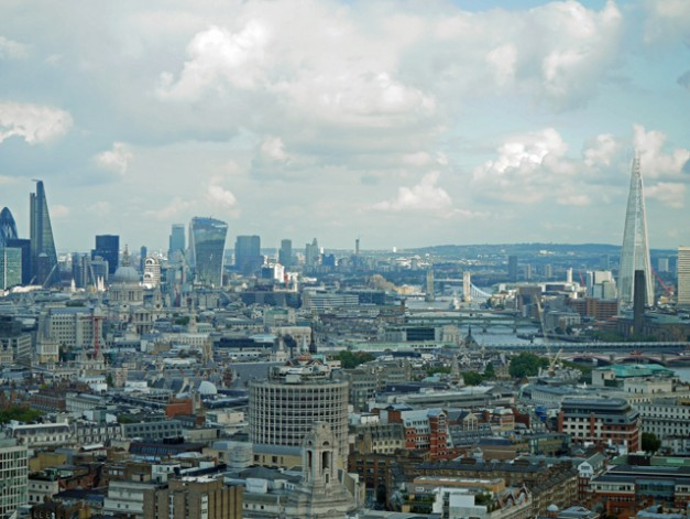 View from the Paramount - Shard