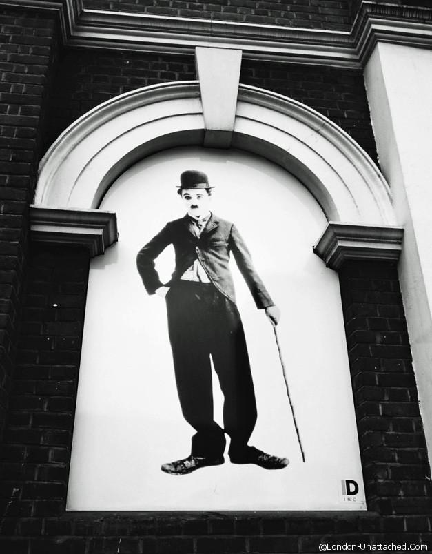 Brixton Charlie chaplin