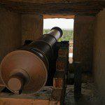 Cannon on Nizwa fort