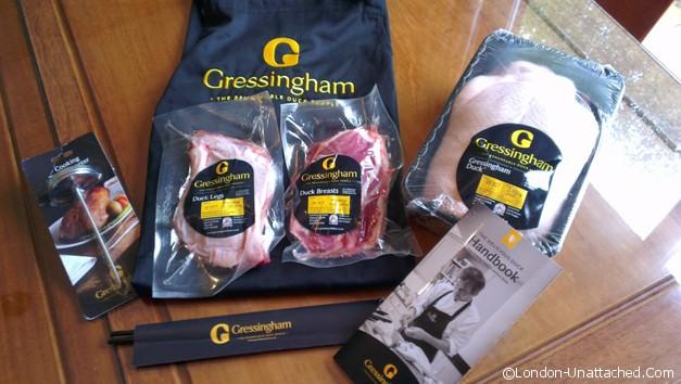 Gressingham duck 1