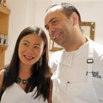 Jose Pizarro and the Food Conoisseur