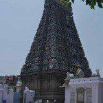 Kapaleeswarar Temple -Gopuram