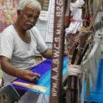 Silk weaver tamil nadu
