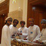 Staff at the Royal Opera House